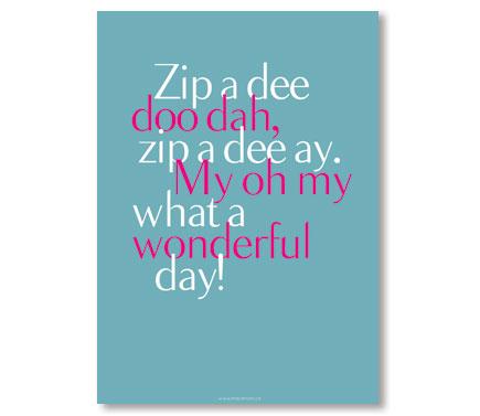 Zip-a-Dee-Doo-Dah - Wikipedia